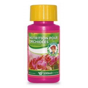 nutrition pour orchidee
