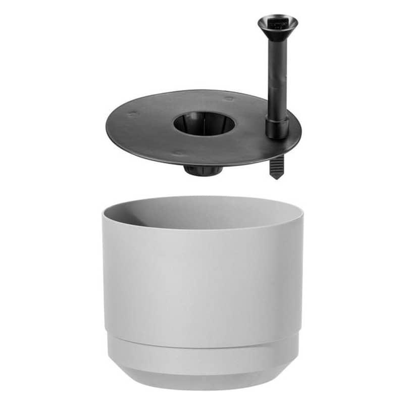 orthex paulina cm gris pot a reserve d eau