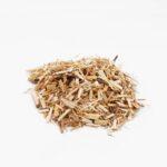 paillage de miscanthus paillis organique
