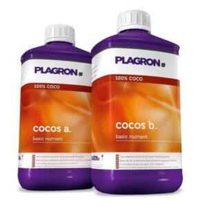 plagron engrais indoor l cocos a and cocos b