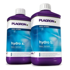 plagron engrais indoor l hydro a and hydro b