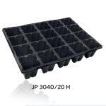 poeppelmann plaques de culture 20 alveoles 64mm