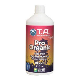 pro organic bloom terra aquatica ghe