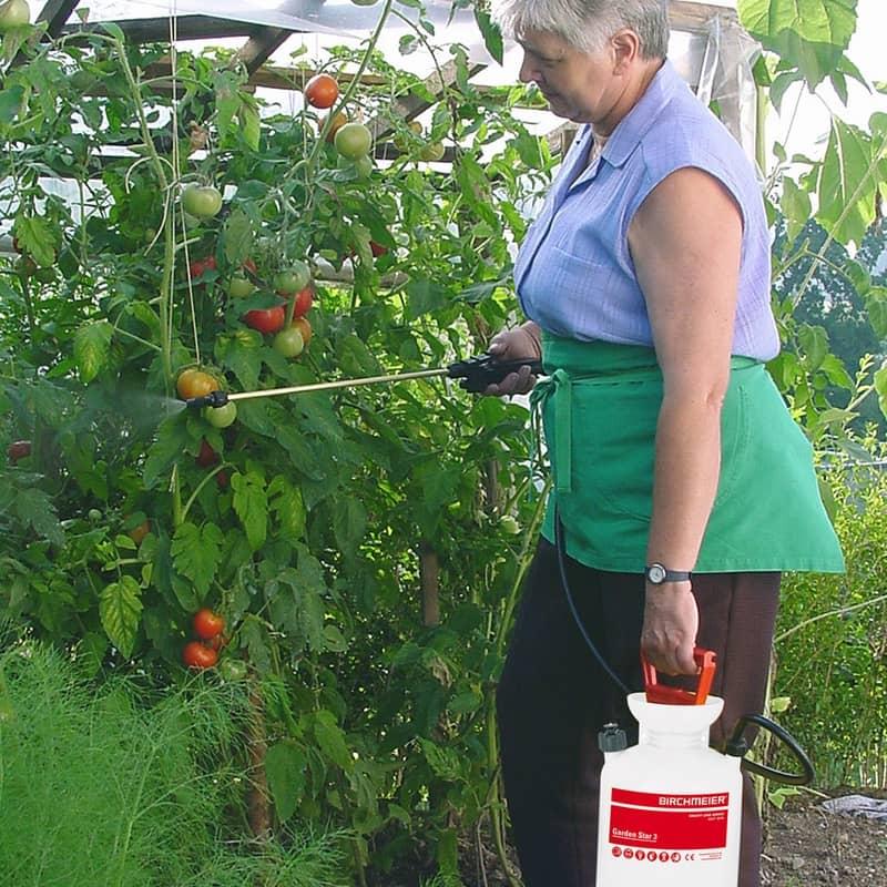 pulverisateur birchmeier garden star a pression prealable