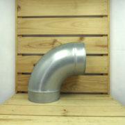 Raccord Aéraulique - Dérivation en L de ventilation Coude 150mm