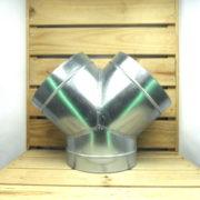 Raccord Aéraulique - Dérivation en Y de ventilation 200mm