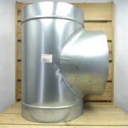 Raccord Aéraulique - Dérivation en T de ventilation 250mm