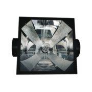 Réflecteur ventilé - BLACK OG - Ø200mm