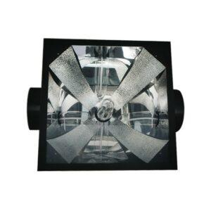 reflecteur ventile black og 200mm