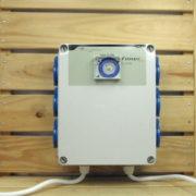 Régulation GSE Timer - PROGRAMMATEUR 6X PRISES 3600W 15A 230V