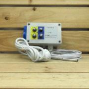 Régulation Timer GSE - CONTRÔLEUR 1X PRISE - JOUR - NUIT 8000W 8A 230V