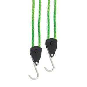 rope ratchet suspension reglable lumii