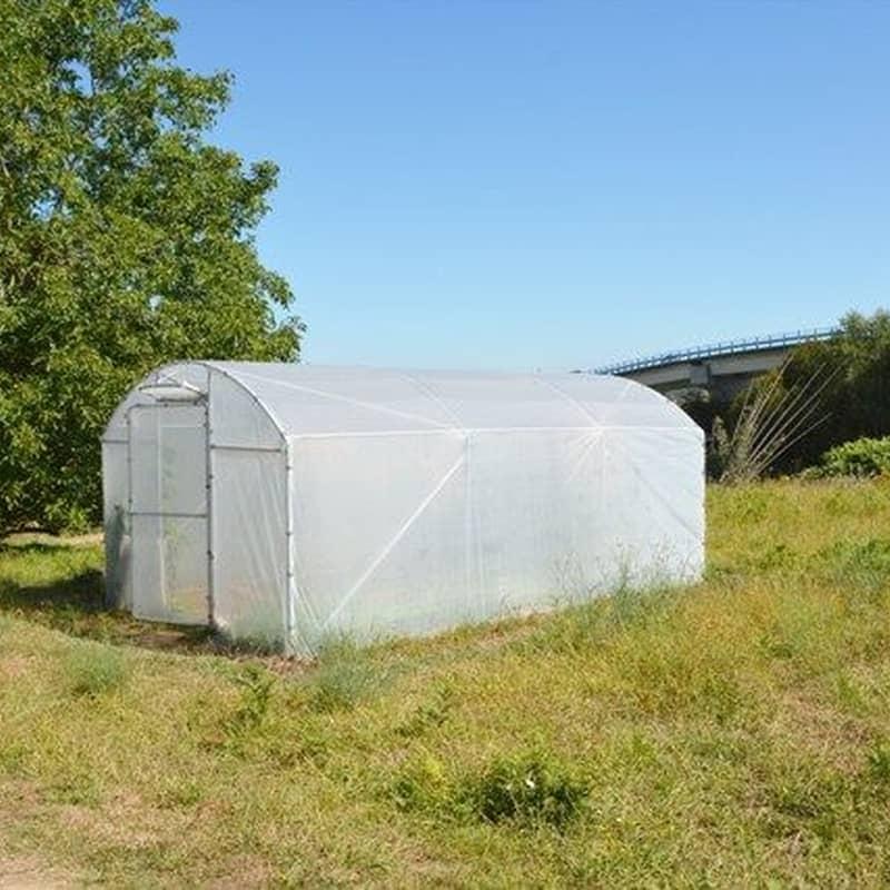 serre de jardin qualite professionnelle photo detaillee