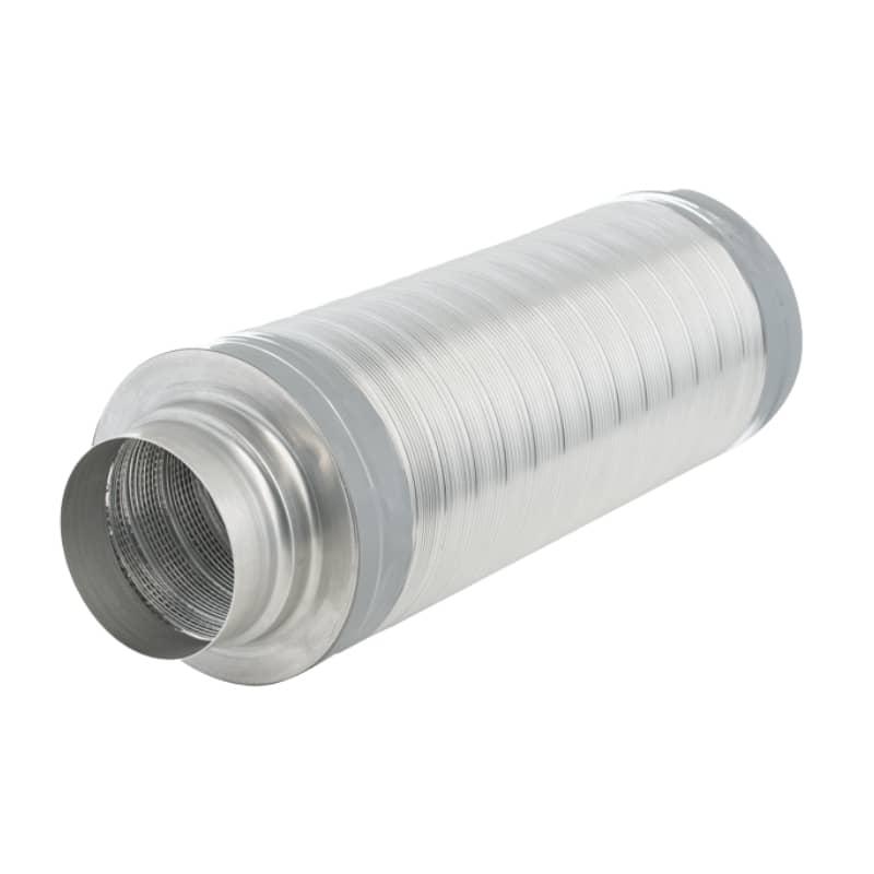 silencieux dec flexible pour ventilation