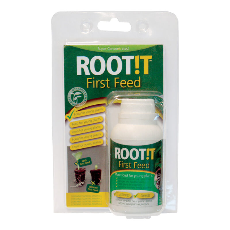 stimulant jeunes plants rootit first feed 125ml 2