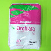 Substrat Croissance Orchidée BesGrow - ORCHIATA CLASSIC ❑40L - granulés 6 à 9mm