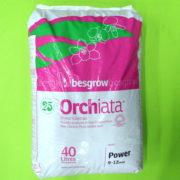 Substrat Croissance Orchidée BesGrow - ORCHIATA POWER ❑40L - granulés 9 à 12mm