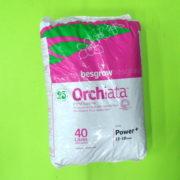 Substrat Croissance Orchidée BesGrow - ORCHIATA POWER PLUS ❑40L - granulés 12 à 18mm
