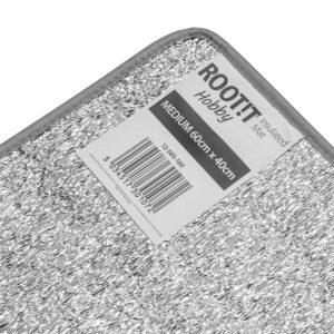 tapis isolant pour serre et tapis chauffant root it medium xcm