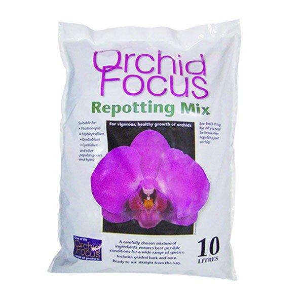 terreau growth technology melange pour rempotage d orchidees sac de 10l 01