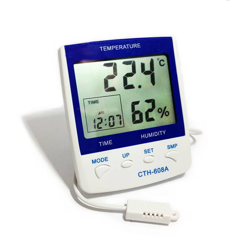 thermo hygrometre a sonde exterieure cth A