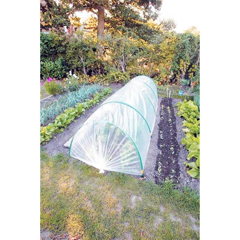 tunnel de forcage en kit serre de jardin nature
