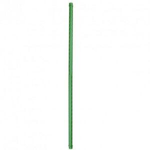 tuteur droit plastique vert