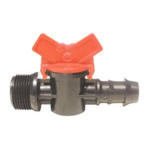 vanne irrigation depart filete cannele mm palaplast