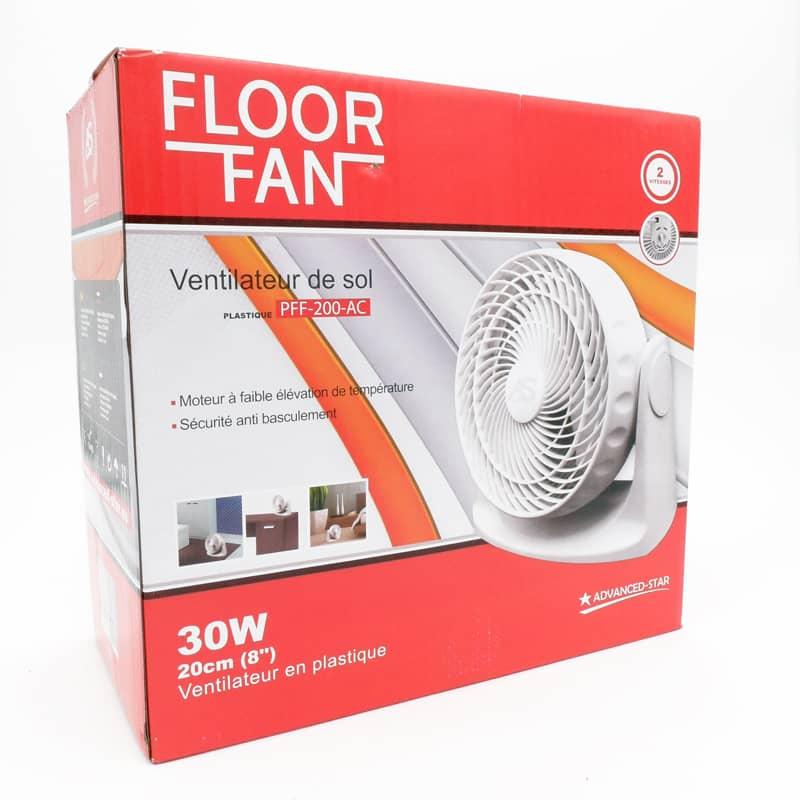 ventilateur floor fan cm w advanced star pff ac auxine jardinerie alternative colmar