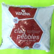 Vitalink - SAC ❑10L BILLE D'ARGILE - CLAY PEBBLES